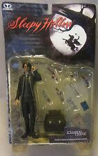 McFarlane Toys Ichabod Crane Sleepy Hollow figura de acción OVP 1999