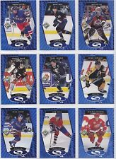 1998-99 UD Choice StarQuest COMPLETE BLUE SUB-SET 30 CARDS - GRETZKY/ROY/YZERMAN
