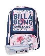 BILLABONG MI LINDO SCHOOL LUNCHBOX LAPTOP BACKPACK - 27 LITRES. NWT. RRP $59-99