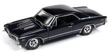 Racing Champions 1/64 1967 Chevy Chevelle SS Blue Die-Cast RC009
