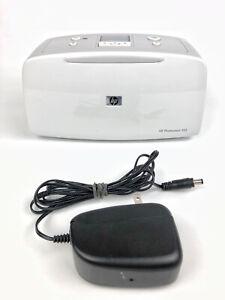 HP Photosmart 325 Digital Color Printer Inkjet Q3414A W/Paper Tested & Works