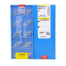 H●KORLOY  VNMG160404-HA H01 Carbide Inserts CNC TOOL.