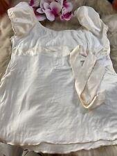 Unbranded ivory Camisole Top sleepwear nightwear size XL