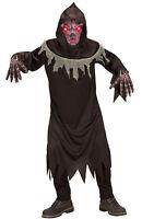 Skull /& crossbones designs 80s Punk Rock large bandanna red eyes Halloween