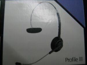 Bang & Olufsen Profile III, Headset, Neu