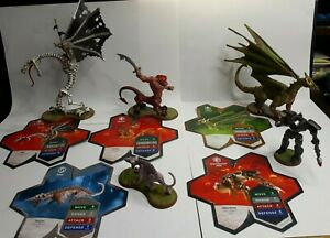 Heroscape Orm's Return -Complete, VGC- Heroes of Laur Expansion