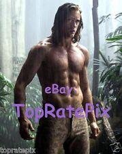 ALEXANDER SKARSGARD  -  The Legend of Tarzan  -  8x10 Photo #1