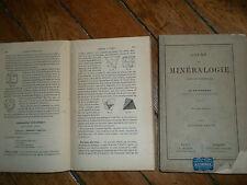 minéralogie pierre LEYMERIE  Cours de minéralogie (Histoire naturelle )  2/2