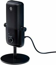 Elgato - Wave:3 Wired Cardioid Condenser USB Microphone - Fast Shipping