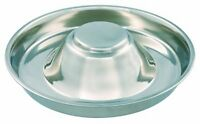 Trixie Puppy Stainless Steel Bowl, 29 cm Dia