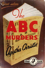 The ABC Murders By Agatha Christie (Hardback, 2006)