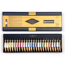 [MIJELLO] MWC-7024 MISSION Gold Class Water Color Set 7mlX24 colors