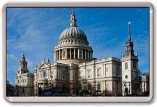 FRIDGE MAGNET - ST PAULS CATHEDRAL - Large Jumbo - UK England London
