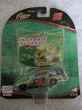Bobby Labonte  #18 Monte Carlo  1:64 scale with Shrek 2 Hood