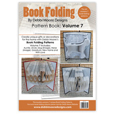 Debbi Moore Book Folding Pattern Book Volume 7 - Auntie Uncle Dog Horse Goodluck