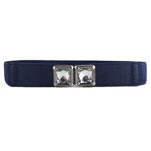 Women Ladies Fashion Skinny Elastic Stretch Belt Dress Jeans Corset Waist Belt