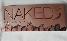 Brand New URBAN DECAY Naked 3 Eyeshadow Palette 100% Genuine