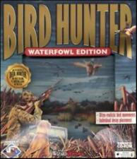 Bird Hunter Waterfowl Edition PC CD hunt wild duck geese hunting shooter game!