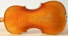 old violin 4/4 geige viola cello fiddle label JOSEF KLOTZ