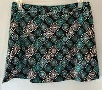 Ekouaer Women's Active Performance Skort Lightweight Skirt for Running Tennis XL