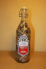MAMAJUANA 1000ML THE REAL THING NOT A COLORFUL, FAKE LEATHERETTE SOUVENIR BOTTLE