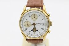 Eberhard & Co Valjoux 7758 Chronograph Mens Watch Limited Edition No. 221/499