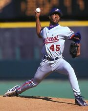 PEDRO MARTINEZ 8X10 PHOTO MONTREAL EXPOS BASEBALL MLB PICTURE