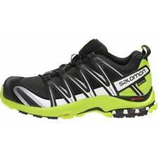 Salomon XA PRO 3D GTX Men's Running Shoes Black / Lime Green / White 406714 20S