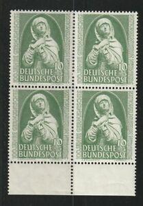 BRD Viererblock, 4er-Block Nr 151 Postfrisch ( 1204 )