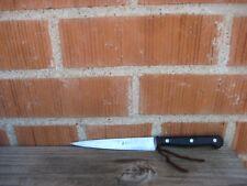"""Vintage 5"""" Blade *** GUSTAV EMIL ERN *** Carbon Paring Boning Knife GERMANY"""