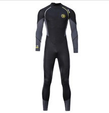 New Men 1.5mm Neoprene Scuba Snorkeling Dive Suits Free Dive Long Warm Wetsuits