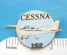CESSNA  152  airplane - hat pin , tie tac , lapel pin GIFT BOXED