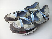 SPERRY TOP-SIDER SON-R TECHNOLOGY CRIS CROSS MARY JANE WHITE BOAT SHOE 10M 11M