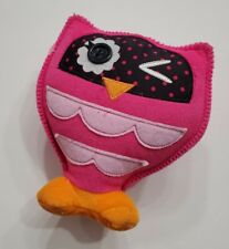 """MGA LALALOOPSY PETS TARGET EXCLUSIVE OWL BEA SPELLS-A-LOT STUFFED PLUSH 6"""" INCH"""