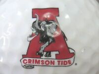 1 Dozen Titleist Pro V1 Mint (NCAA Alabama Crimson Tide LOGO) Golf Balls