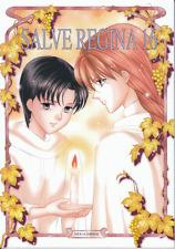 Gundam Wing Doujinshi Dojinshi Comic Heero x Relena Salve Regina 16