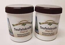 (25,96€/L) Teufelskralle Gel  Pflegegel 2 x 250 ml Kräutergel