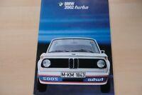 218171) BMW 2002 Turbo Prospekt 197?