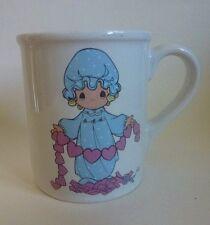 Vintage 1995 Precious Moments Enesco Collection Coffee Drinking Mug