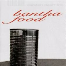 CARSTEN TRIO DAERR - BANTHA FOOD  CD NEU
