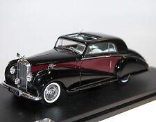 Great Lighting Models GLM 43204202, Bentley MK VI Park Ward FHC, black/red, 1/43