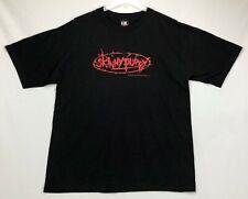 SKINNY PUPPY Original Vintage 90's 1998 T-Shirt XL Giant Industrial Metal