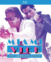 Miami Vice - The Complete Series Blu Ray Brand New Ships Worldwide