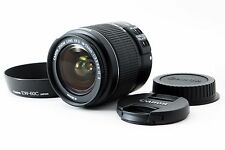 Canon EF-S 18-55mm f/3.5-5.6 II IS Lens [Excellent++] Free Shipping From Tokyo