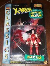 X-Men Classics ELEKTRA w/Light Up Ninja Blade Action Figure! Free Shipping!