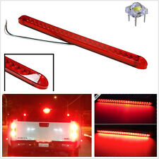 "18"" Red 23LED Waterproof Car Truck Trunk Tail Brake Light Tailgate Lamp Function"