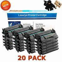 20PK CF287A 87A Toner Cartridge For HP LaserJet Enterprise M506dn M506n M506x