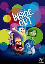Dvd Inside Out Disney Pixar 2015
