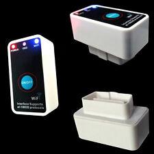 Wireless WiFi ELM327 OBD2 OBDII Car Diagnostic Scanner Tool for iOS iPad iPhone
