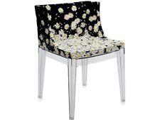 Armchair Mademoiselle A la mode Moschino Kartell Krzesło Białe Astry, Starck